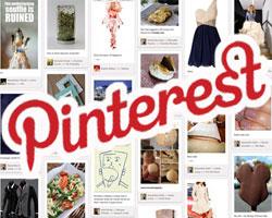 Возможности социальной сети «Pinterest»